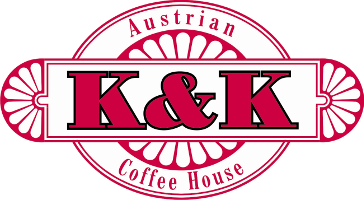 K and K Coffee House Retina Logo